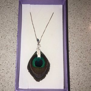Jewelry - 🆕 Peacock necklace